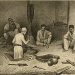 Сказки крымских цыган. Слепой шайтан