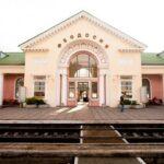 """Железнодорожная станция """"Феодосия"""" отмечает 120-летие"""