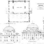 На выставке в Феодосии покажут план Главной мечети средневековой Кафы. (Иллюстрации)
