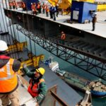 Безработных крымчан планируют задействовать при строительстве Керченского моста