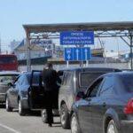 Водители ждут очереди на паром в Крым до 20 часов, обратно - до 10