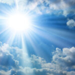 Погода Солнце Ясно