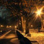 В старых районах Симферополя устанавливают освещение