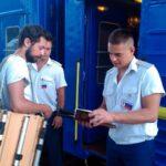 Из Симферополя в Москву отправился первый состав в объезд Украины
