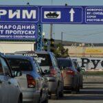 Время ожидания погрузки на паромы Керченской переправы сократилось с 40 до 20 часов