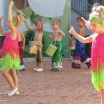 В детском саду в Симферополе провели латинский карнавал