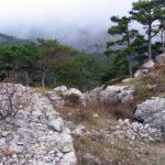 Крепость Алупка-Исар