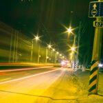На участке трассы Симферополь-Алушта устроили освещение
