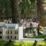 Парк миниатюр в Бахчисарае открыт для бесплатного посещения школьниками