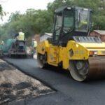 В Евпатории начался ремонт дорог
