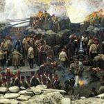 В Бахчисарайском районе открыли памятную доску событиям Крымской войны