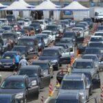 Ростуризм рекомендует не направлять туристов в Крым наземным транспортом до 20 сентября