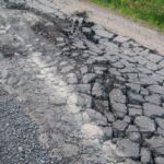 Состояние дорог к туристическим объектам Крыма признали неудовлетворительным