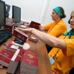 В Крыму открылся еще один центр по выдаче загранпаспортов