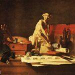 В Симферополе откроют галерею портретов «Атрибуты искусств»