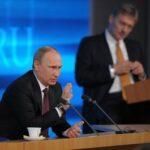 """""""Прямая линия"""" началась: Владимир Путин отвечает на вопросы россиян (Онлайн трансляция)"""