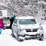 Дорогу на Ай-Петри открыли только для машин с полным приводом