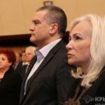 Депутатам Госдумы презентовали клип на песню Ольги Ковитиди «Крым вернулся домой»
