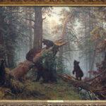 Крым вернул шедевры Айвазовского и Шишкина из музеев Украины