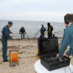 Спасатели начали обследование пляжей Крыма перед курортным сезоном