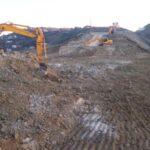 Строителям предстоит выбрать 50 тыс кубометров грунта из завала на объездной Симферополя – Цуркин