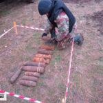 Саперы нашли почти сотню боеприпасов на месте строительства моста через Керченский пролив