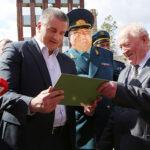 Сергей Аксёнов: Крымские спасатели обеспечены необходимой техникой