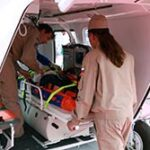 Спасатели МЧС в Крыму получили авиационный медицинский модуль
