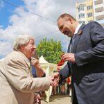 В преддверии 70-летия Великой Победы 38 крымских ветеранов получили ключи от новых квартир