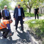 Власти Симферополя отказались платить подрядчику за некачественный ремонт дороги