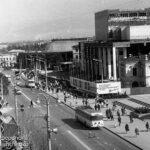 Фотоподборка: Симферополь. Площадь им. В. Ленина – конец 60-х начало 70-х