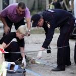 Аксенов: полиция Крыма ищет убийцу врачей, брать живым его необязательно