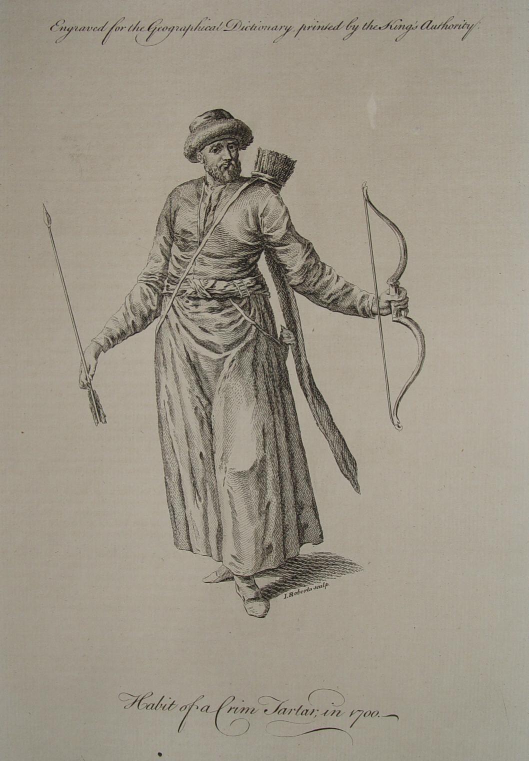 Habit of a Crim Tartar