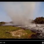 В Крыму поднялся «пепельный смерч» (видео)
