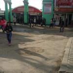 Площадь перед Центральным рынком Симферополя будет убирать частная клининговая компания (ФОТО)