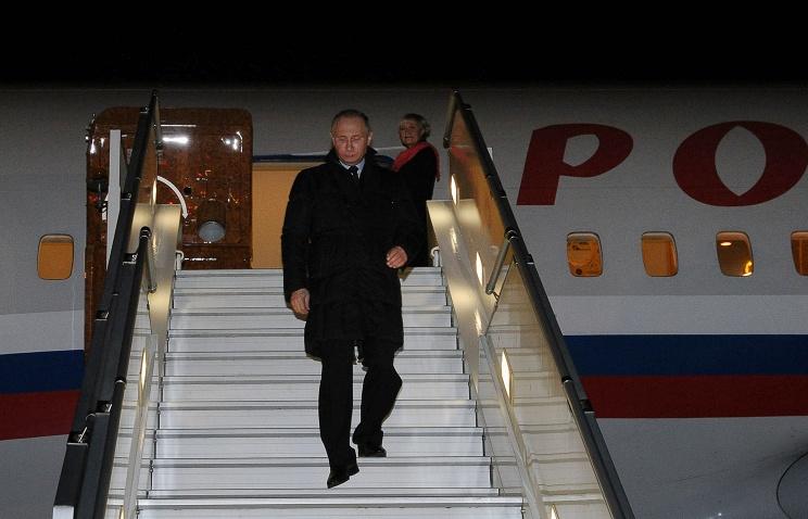 Путин  Энергомост