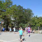 В Симферополе продолжается реализация проекта «Баскетбольная площадка в каждый двор»