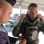 СМИ узнали о создании отряда боевых пловцов для охраны Крымского моста